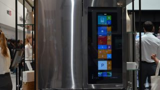 LG Windows 10 Smart Fridge
