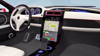 Intel in smart cars