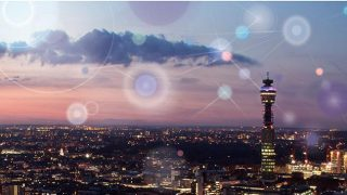 BT Tower is highest IoT base station