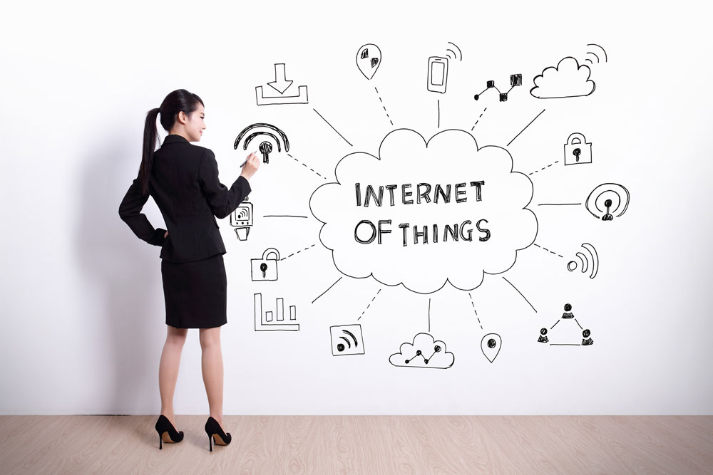 About the Internet of Things (IoT)